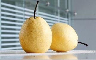 多吃梨可以让你脸色红润