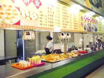 湖北汉盛餐饮食堂承包为你提供最营养早餐