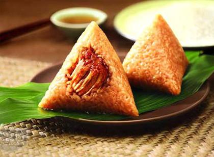 汉盛餐饮:粽子要怎么吃才更健康